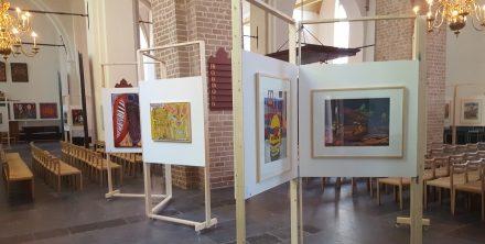Special Award 2019 expositie Nicolaïkerk