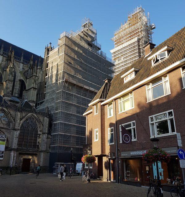 Restauratiefase II Domkerk 2019 -2022 kan van start gaan
