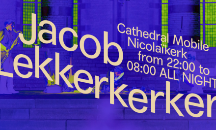 Nachtconcert 'Cathedral Mobile'