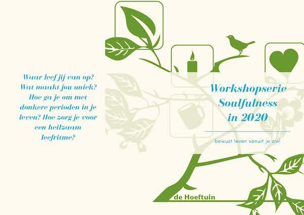 Kom op adem… Workshopserie Soulfulness