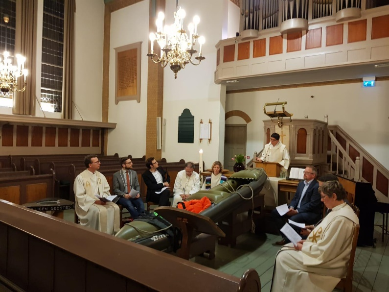Samenwerking kerken Leidsche Rijn