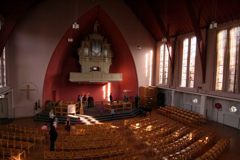 Komende zondag vanuit de Tuindorpkerk