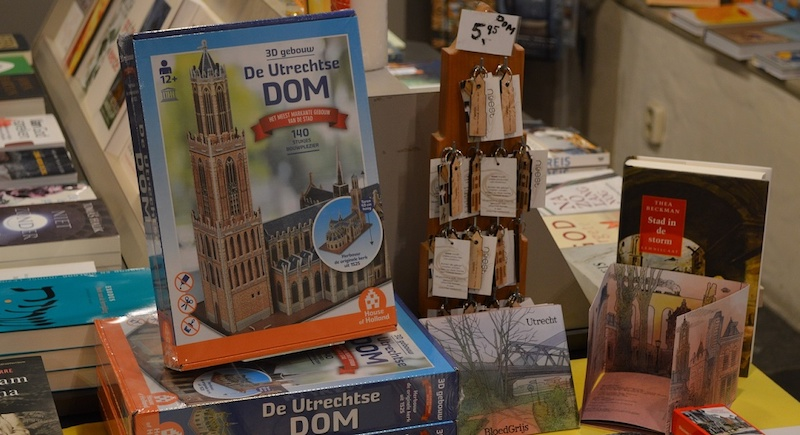 Steun restauratie Domkerk met 3D puzzel