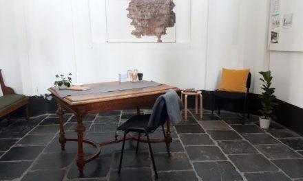 ViaKluis: een stille (werk)plek in de Jacobikerk
