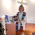 Jubileum van de kerk in boerderij de Hoef