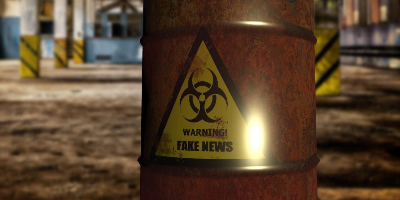 "ViaJacobi debat over ""Truth, Fake News and Conspiracies"" (7 april)"