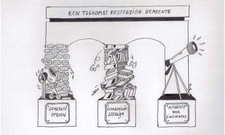 Wijkgemeente in Utrecht-West start project om mensen te inspireren