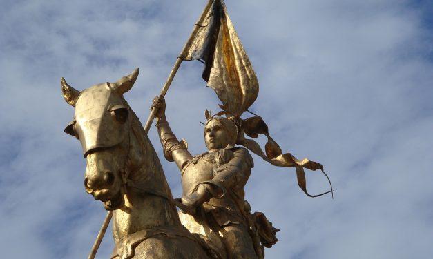 30 mei: sterfdag Jeanne D'Arc. Waarom ze Maartje nog steeds inspireert.