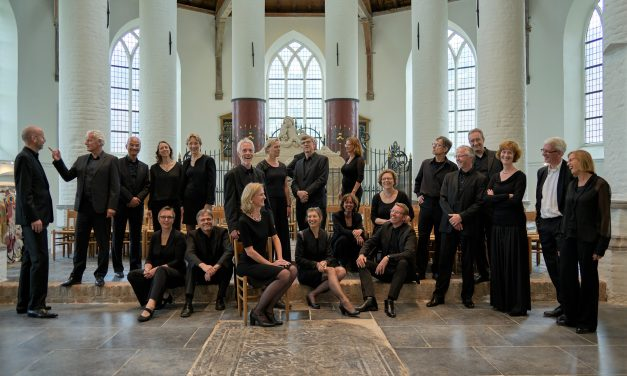 Liebe, Glaube und Tod: Duitse romantische koormuziek door Vocaal Ensemble Multiple Voice